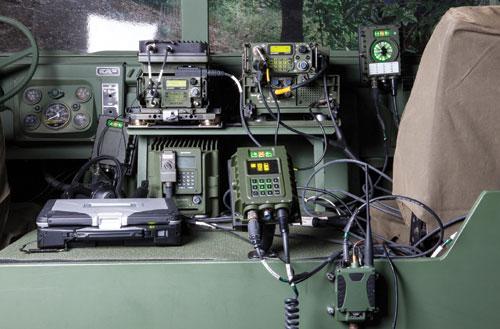 Harris Corporation Rf 7800i Advanced Intercom System