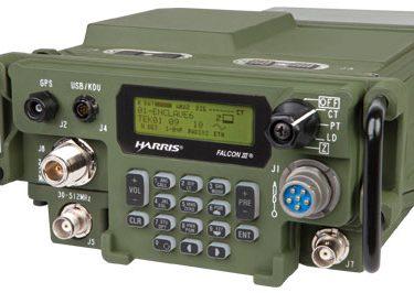 Harris Corporation - RF-7800M-MP110 AN/PRC-117G RT with